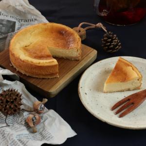 2017年春OPEN!NUMOROUSの燻製チーズケーキ(仮)