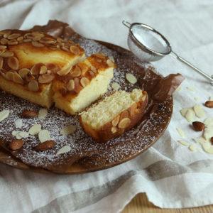 ピュアフラワーの手作りパウンドケーキ